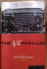 Picture of The 42nd Parallel book cover
