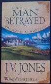 Picture of A Man Betrayed Book Cover