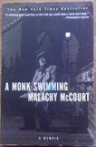 Picture of A Monk Swimming Book Cover