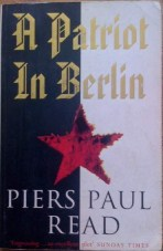 Picture of A Patriot in Berlin book cover