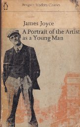Picture of A Portrait of the Artist as a Young Man book cover