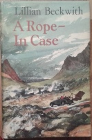 Picture of  A Rope-in Case book cover