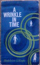 Picture of A Wrinkle in Time book cover
