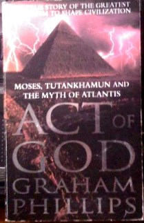 Picture of Act of God Book Cover