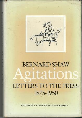 Picture of Agitations book cover