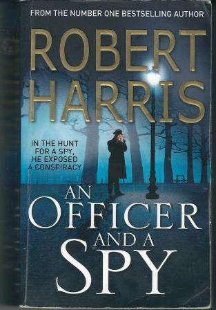 Picture of An Officer and a Spy book cover