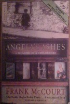 Picture of Angela's Ashes Book Cover