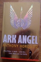 Picture of Ark Angel book cover