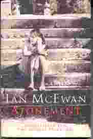 Picture of Atonement Book Cover