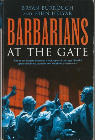 Picture of Barbarians at the Gate Book Cover