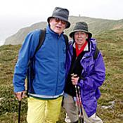 Picture of Ann Breen and Dick Rigby