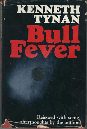Picture of Bull Fever Book Cover