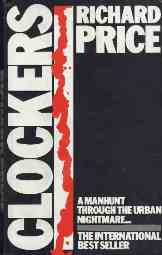 Picture of Clockers book cover