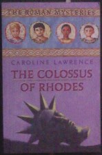 Picture of The Colossus of Rhodes Book Cover