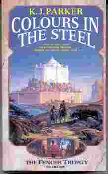 Picture of Colours in the Steel Book Cover