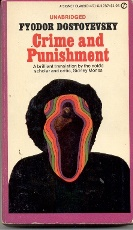 Picture of Crime and Punishment book cover