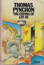 Picture of The Crying of Lot 49 book cover