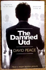 Picture of The Damned Utd book cover