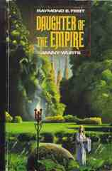Picture of Daughter of the Empire Book Cover