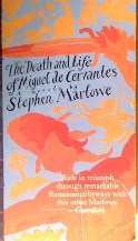 Picture of Death and Life of Miguel de Cervantes Book Cover