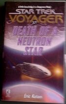 Picture of Death of a Neutron Star book cover