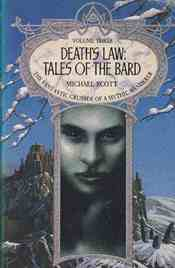 Picture of Death's Law Book Cover