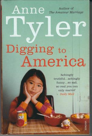 Picture of Digging to America Book Cover
