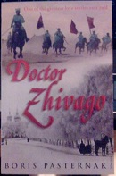 Picture of Doctor Zhivago book cover