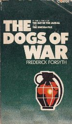 Picture of The Dogs of War Book Cover