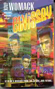 Picture of Elvissey book cover