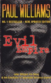 Picture of Evil Empire Book Cover
