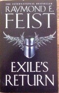 Picture of Exile's Return Book Cover