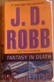 Picture of Fantasy in Death Book Cover