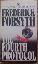 Picture of The Fourth Protocol Book Cover
