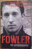 Picture of Fowler My Autobiography Book Cover
