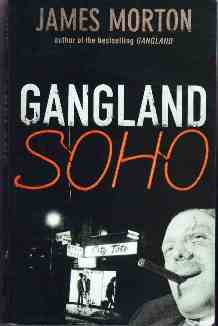 Picture of Gangland Soho Book Cover