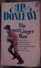 Picture of The Ginger Man book cover