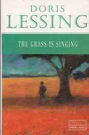 Picture of The Grass Is Singing book cover