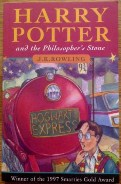 Picture of Harry Potter and the Philosopher's Stone Book Cover