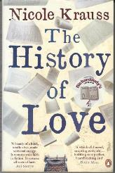 Picture of The History of Love Book Cover