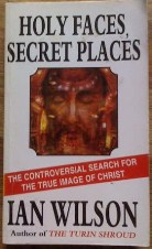 Picture of Holy Faces, Secret Places Book Cover
