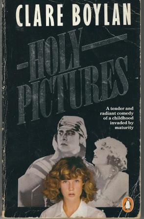 Picture of Holy Pictures Book Cover