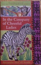 Picture of In the Company of Cheerful Ladies Book Cover