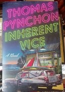 Picture of Inherent Vice Book Cover