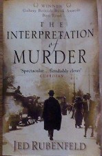 Picture of The Interpretation of Murder Book Cover