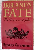 Picture of Ireland's Fate Book Cover