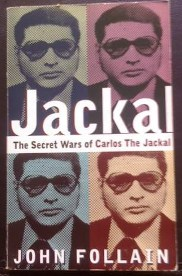 Picture of The Secret Wars of Carlos the Jackal Book Cover