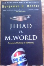 Picture of Jihad vs. McWorld Book Cover