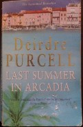 Picture of Last Summer in Arcadia Book Cover