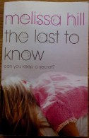 Picture of The Last to Know book cover